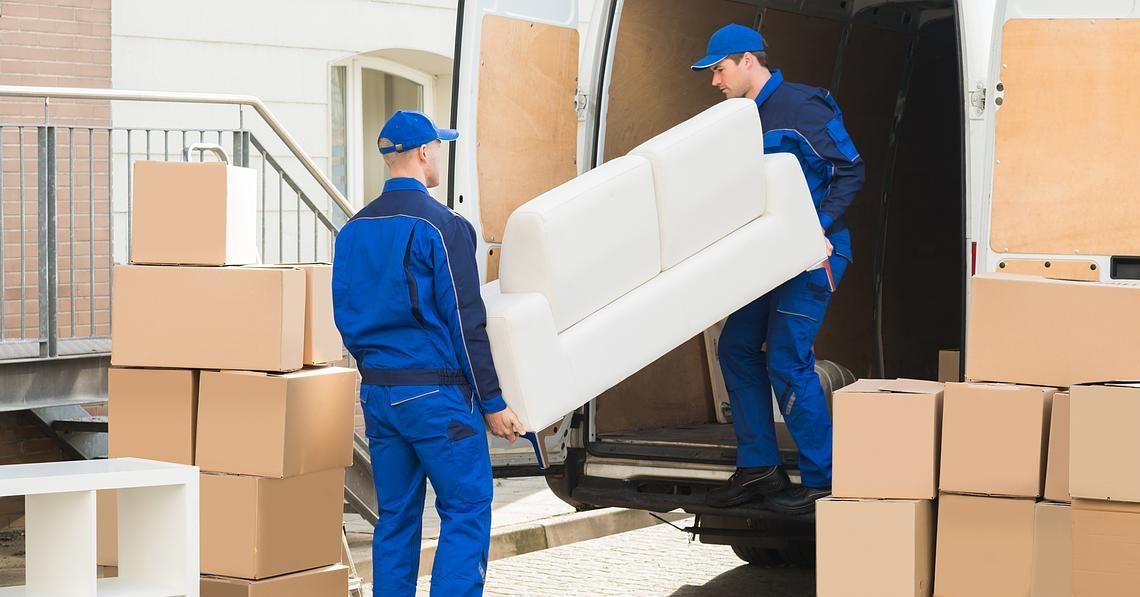 Un service de déménagement professionnel