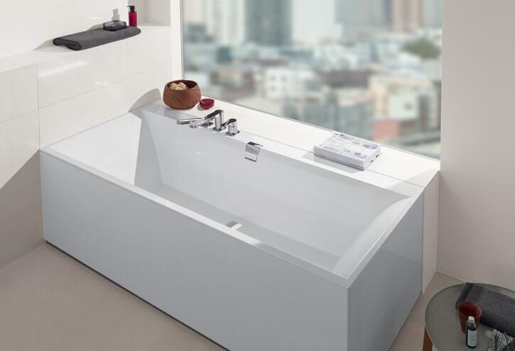 Quelle est la bonne taille pour une baignoire ?
