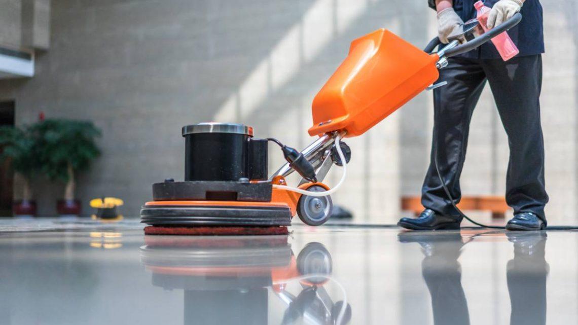 La meilleure solution de nettoyage de vos locaux?