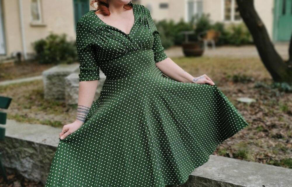 Que reste-t-il de la mode des robes des années 50?