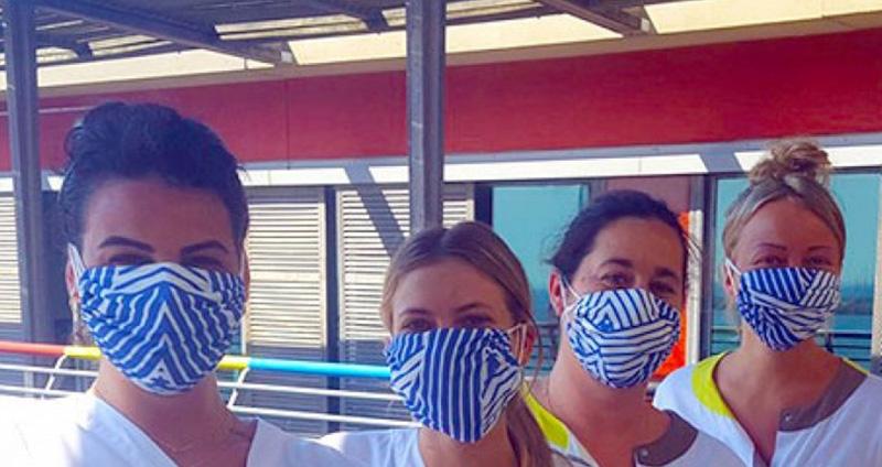 Les masques de protection personnalisables la nouvelle tendance
