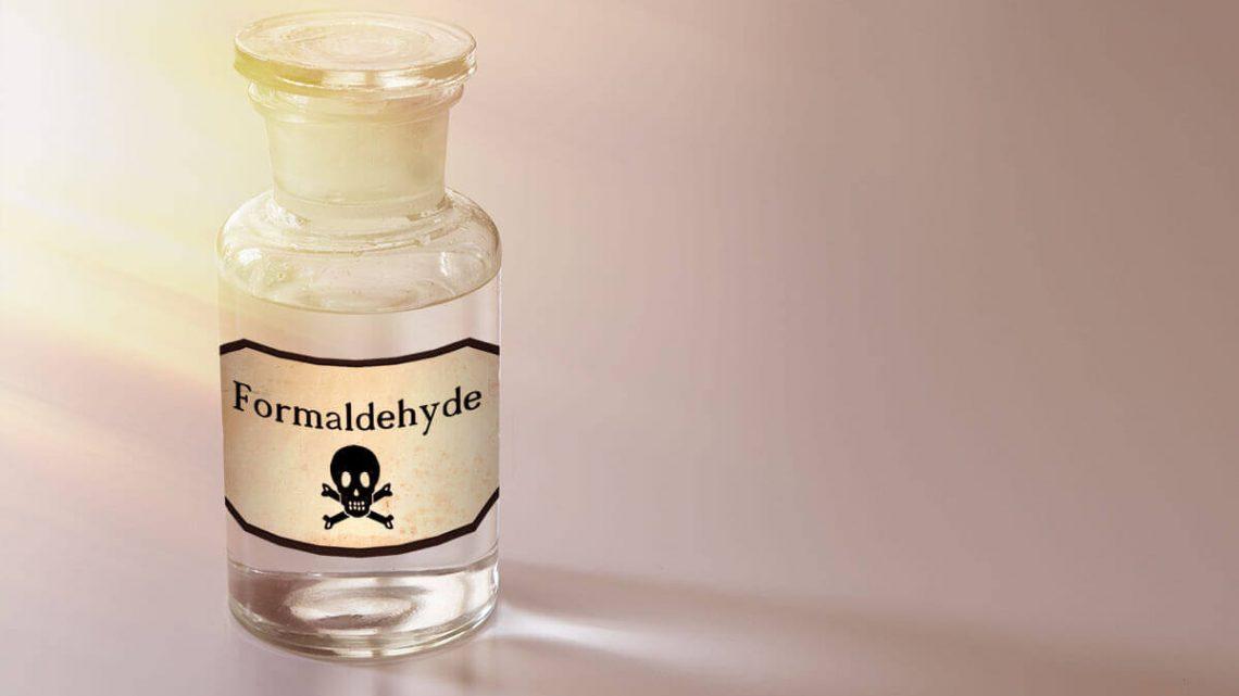 Quels sont les différents effets du formaldéhyde sur la santé de l'homme?